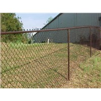 Decorative Chain Link Fence/Garden Fence/Mesh Fence