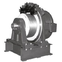 Disc Brake PM Gearless Traction Machine for High Speed Elevator