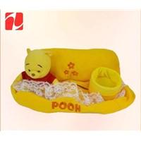 Disney audited manufacturer in China custom plush tissue box