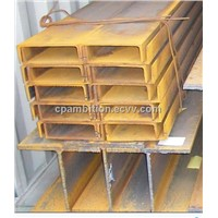 European standard steel galvanized i-beams