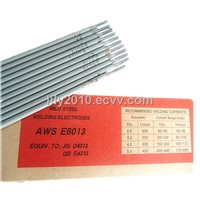 Excellent low carbon steel welding rod E6013 in factory