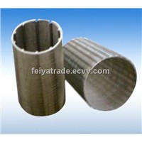 FITO and FOTI stainless steel Slot tube