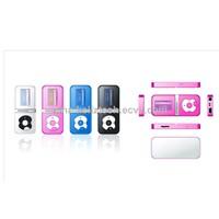 Fashionable LED MP3 music player