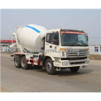 Foton Auman concrete mixer truck for sale