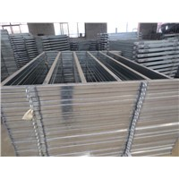 Fully Galvanized Factory 6 Pipe Horse Panel