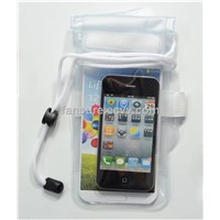 Hot products 2013  pvc waterproof pouch for iphone 4/4s/5