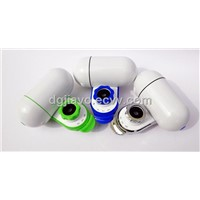 Household faucet water purifier