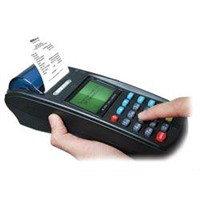 IP64 Handheld Smart Card Reader POS for Ordering (N8110)