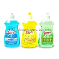 Inspector Green Fragrance Free 500ml Washing-Up Liquid