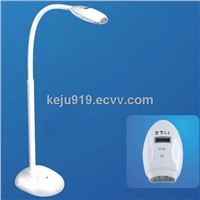 LED white teeth machine with 6 LED tubes
