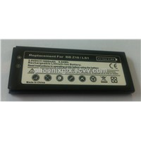 Mobile Phone Battery with 1800mAh Capacity, Replacement for BlackBerry Z10