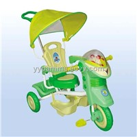 Motor design Baby stroller with fabric canopy cover