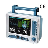 Multiparameter patient monitor | Portable patient monitor - MSLMP02