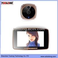 Neweset 2013 Hot Now ! 5inch Video Peephole Door Viewer 2mp