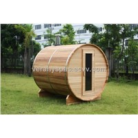 Outdoor Barrel Sauna Room HY-288