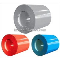 PPGI / color coated galvanized steel