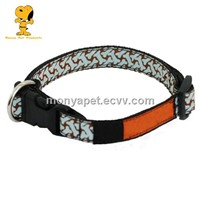 PP webbing dog collars