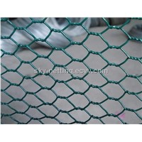 PVC Coated Hexagonal Wire Mesh (Direct Factory)