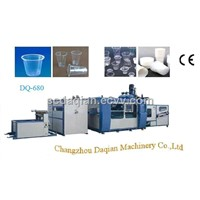 Plastic Cup Moulding Machine