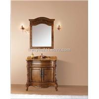 Popular Single Sink Bathroom Vanity Cabinet