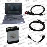 Porsche PIWIS Tester II with Dell E5430