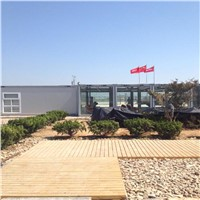 Prefabricated Container House for Multi-Use for Sale in China