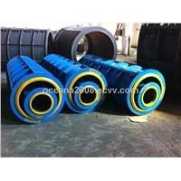 Pressure Concrete Pipe Machine and Steel Mould of 600mmx2440mm