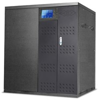 Pure sine wave three phase parallel online UPS