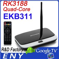 RK3188 Quad core Android TV box EKB311