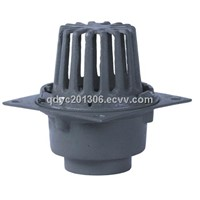 Roof Drain with Dome for High Quality-Decorative Drain Covers