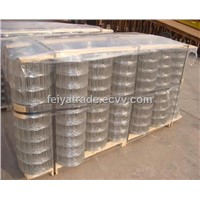 STAINLES STEEL WELDED WIRE MESH