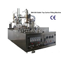 Samll Type  Milk Filing and Packaging Machine