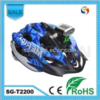 Sanguan 2200 Lumen CREE XML U2 LED Bicycle Helmet Light