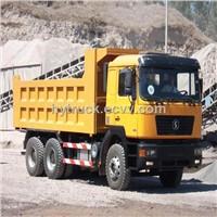 Shannxi shacman 6x4 25ton Euro2 dump truck
