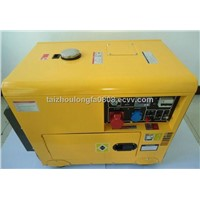 Silent 3phase Diesel Generator with CE Soncap