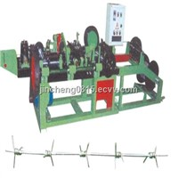 Single Barbed Wire Machine