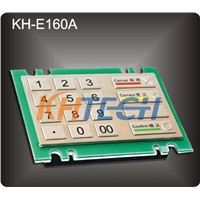Stainless steel special ATM Pin Pad