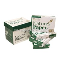 Super Good Quality 100% Wood Pulp copier paper 80GSM