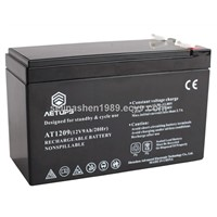 Super Maintenance Free Recehargeable Lead Battery 12V 9ah with UL, CE