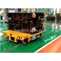 Transfer Cars Manufacturer: KPX-20T battery transfer cart
