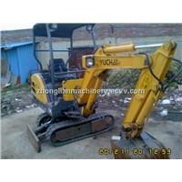 Used Mini Digger Yuchai YC13-6