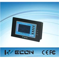 Wecon 4.3 inch hmi/hmi touch screen for brand plc