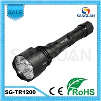 Wholesale 5* Cree Q5 LED 1200lm Powerful Flashlight SG-TR1200