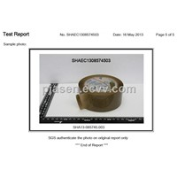Yasen Coffee and Tan Colour BOPP Adhesive Tape for Packing for Carton Sealing