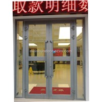 aluminum doors and windows for store front