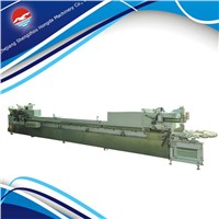 automatic cotton swab machine with dry and packing