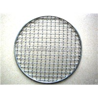 Barbecue Wire Mesh /Barbecue Grill Netting/Stainless Steel BBQ Grill