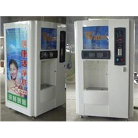 fully auto water vending machine