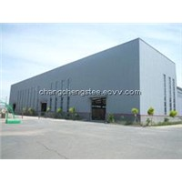 high quality steel structure workshop /warejhouse manufacturer