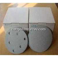 hook & loop paper discs